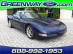 2001 Chevrolet Corvette 2 Door Convertible