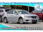 2018 Nissan Altima Silver, 34K miles