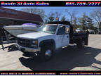 1999 Summit White Chevrolet C/K 3500 Cab-Chassis