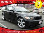 2009 BMW 1 Series 2dr Car 128i