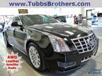 2012 Cadillac Cts 2 Door Coupe