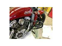 Indian ~ scout , 60 (anchorage)