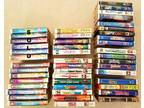 Vintage VHS Tapes Disney and Misc. Children's Movies
