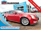 2012 Cadillac CTS Red, 69K miles