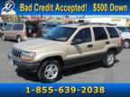 Woodland Brown Sg 2001 Jeep Grand Cherokee Laredo