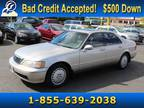 Frost White 1997 Acura RL 3.5