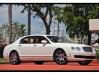2007 Bentley Continental Flying Spur Base Miami, FL