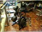 Bench Set (Weights) and Dumbells for Sale