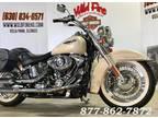 2015 Harley-Davidson SOFTAIL DELUXE FLSTN DELUXE FLSTN - Chicago,Illinois