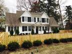 Handsomely Renovated Center Hall Colonial