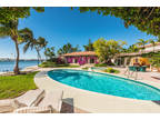 Key West Five BR 6.5 BA, Wondrous waterfront estate only a few