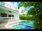 Key West, FL, Impressive Four BR/ Three BA historic home situated on