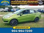 2019 Ford Fiesta Green, new
