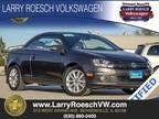 2016 Volkswagen Eos Black|Brown|Tan, 35K miles