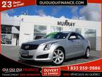 2013 Cadillac ATS 2.5L RWD Bluetooth/Automatic climate control