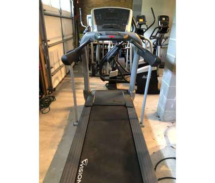 Vision Fitness T80 Commercial Treadmill is a Treadmills for Sale in Mount Pleasant SC