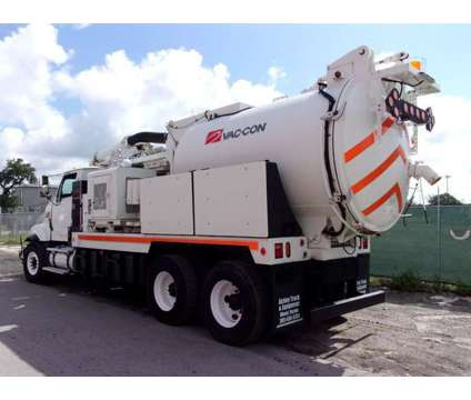 2008 Sterling L8500 VacCon VACUUM/JETTER COMBO is a 2008 Thunder Mountain Sterling Other Commercial Truck in Miami FL