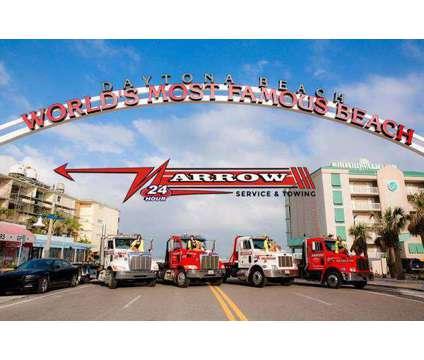 Light Duty Tow Truck Operators is a Employee Operator in Construction Job at Arrow Service & Towing in Daytona Beach FL