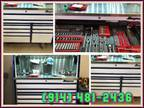 Professional Snap-On Toolbox full of hand tools