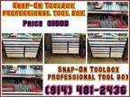 MY Professional Snap-On Toolbox stainless steel