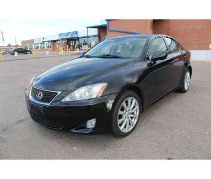 Used 2006 Lexus IS for sale is a Black 2006 Lexus IS Car for Sale in Denver CO