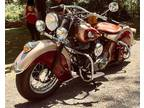 1946 Indian Chief Pre WWII