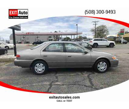 Used 2001 Toyota Camry for sale is a Grey 2001 Toyota Camry Car for Sale in Hyannis MA