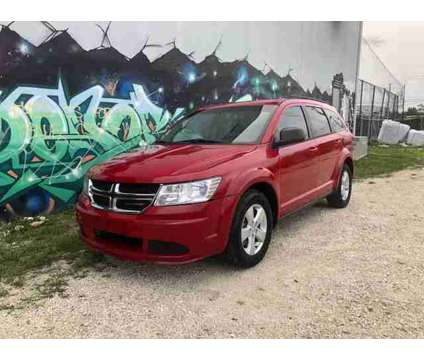 Used 2013 Dodge Journey for sale is a Red 2013 Dodge Journey Car for Sale in Miami FL