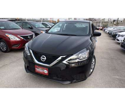 2019 Nissan Sentra S is a Black 2019 Nissan Sentra S Car for Sale in Chicago IL