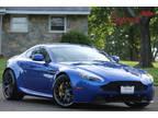 2012 Cobalt Blue Aston Martin V8 Vantage