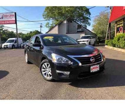 Used 2015 Nissan Altima for sale is a Black 2015 Nissan Altima 2.5 Trim Car for Sale in South Amboy NJ