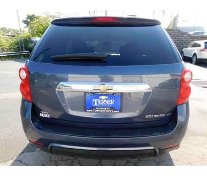 2014 Chevrolet Equinox LT is a Blue 2014 Chevrolet Equinox LT Car for Sale in Harrisburg PA
