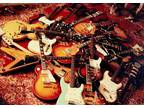 Wanting To Buy Guitars, Basses & Amps ((Any Where))