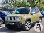 Jeep Renegade 2.0 Multijet Limited 5dr 4WD 4x4 2015, 26654 miles