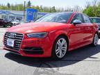 2016 Audi S3 Red, 17K miles