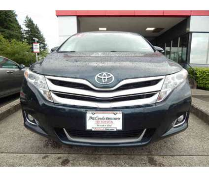 Used 2014 Toyota Venza 4dr Wgn V6 AWD is a Grey 2014 Toyota Venza Car for Sale in Vancouver WA