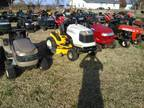 Riding Mowers, Steel Post ETC