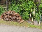 Firewood and Garden Tools (341 E Biddle St)