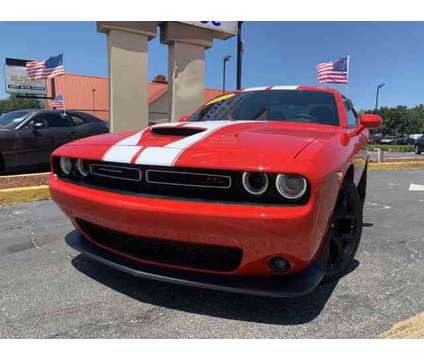Used 2019 Dodge Challenger for sale is a Red 2019 Dodge Challenger Car for Sale in Orlando FL