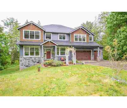 3211 Green Mountain Rd Kalama, Immaculate home on 5 wooded at 3211 Green Mountain Road in Kalama WA is a Single-Family Home