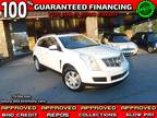 2011 Cadillac SRX Luxury Collection SPORT UTILITY 4-DR