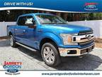 2019 Ford F-150 Blue, 23 miles