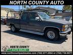 1993 Chevrolet C/K 2500 Ext. Cab 8-ft. Bed 2WD EXTENDED CAB PICKUP 2-DR