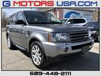 2009 Land Rover Range Rover Sport HSE SPORT UTILITY 4-DR