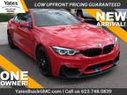 2018 Bmw M4 Coup