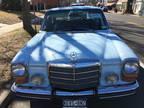1973 Blue Mercedes-Benz 280-Class