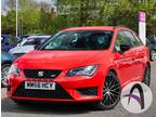 Seat Leon Estate 2.0 TSI 290 Cupra Black 5dr 19in Estate 2016, 18165 miles
