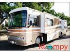 2003 Fleetwood Excursion 39D 330HP RV MOTORHOME CAT DIESEL 2 Slides