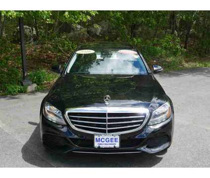 Used 2016 Mercedes-Benz C-Class 4dr Sdn 4MATIC is a Black 2016 Mercedes-Benz C Class Car for Sale in Pembroke MA