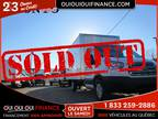 2016 Ford Transit Cutaway T-350 ** Cube 14 Pieds ** Roues simple **